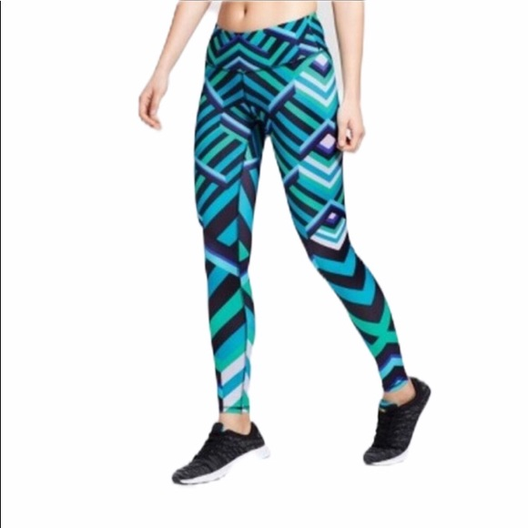 C9 By Champion Pants Jumpsuits Athletic Freedom High Waist Leggings Blue Poshmark